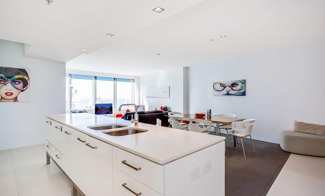 1601Q1 kitchen sitting lounge small