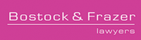 Bostock & Frazer Lawyers